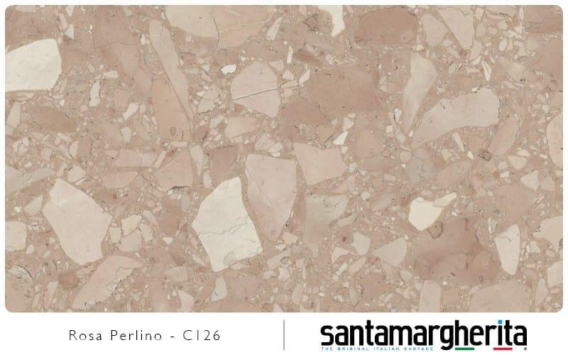 Santa Margherita rosa perlino