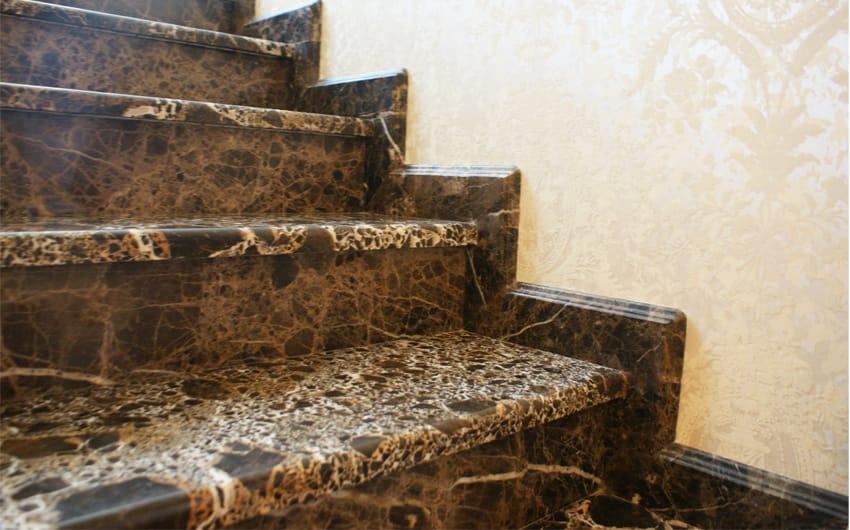 Лестница из мрамора Имперадор Дарк